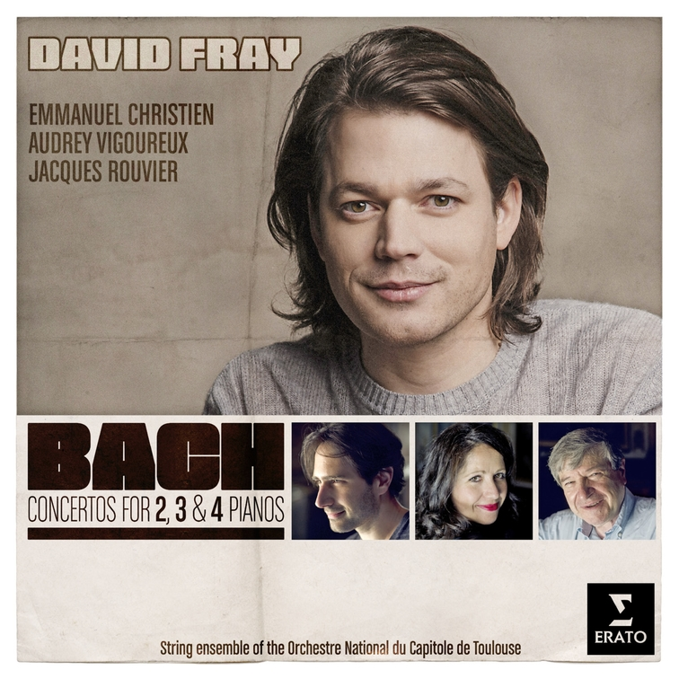 Bach Concertos for 2, 3 & 4 Pianos