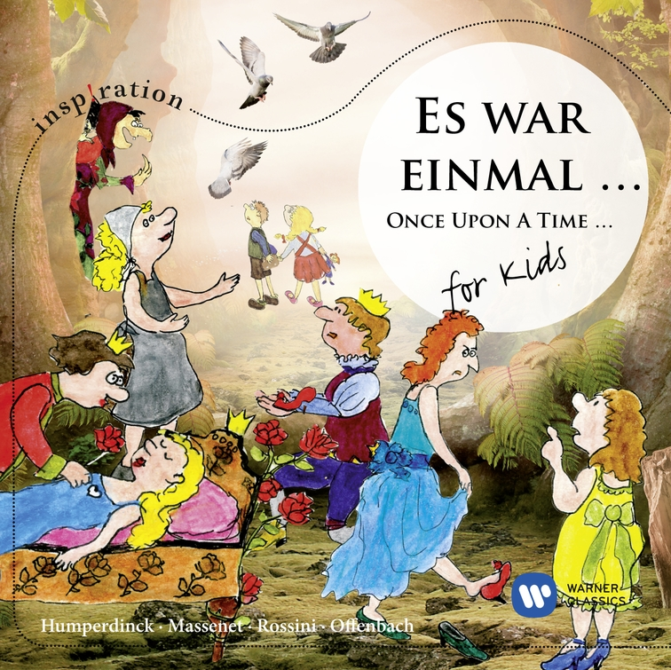 Es war einmal ... / Once Upon A Time ... For Kids