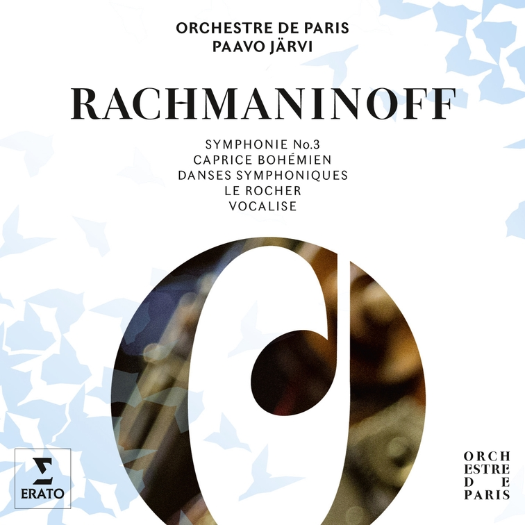 Rachmaninoff: Symphony No 3, Symphonic Dances, Vocalise