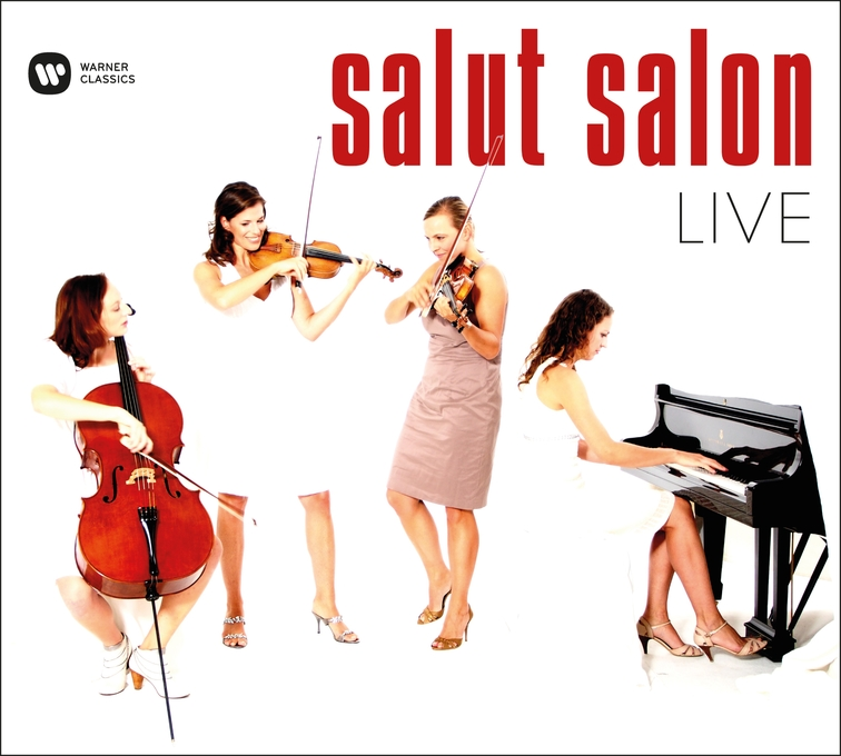 Salut Salon - Live
