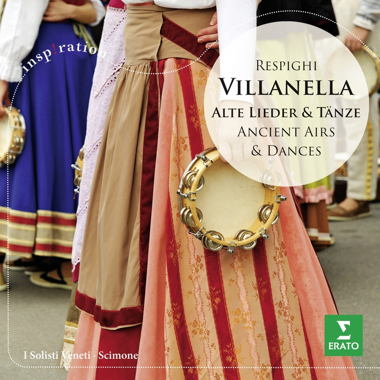 Villanella - Ancient airs and dances