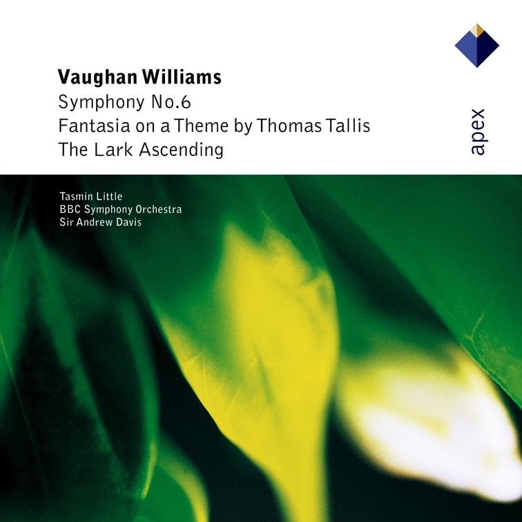 Vaughan Williams: Symphony No.6, Fantasia on a Theme by Thomas Tallis & The Lark Ascending