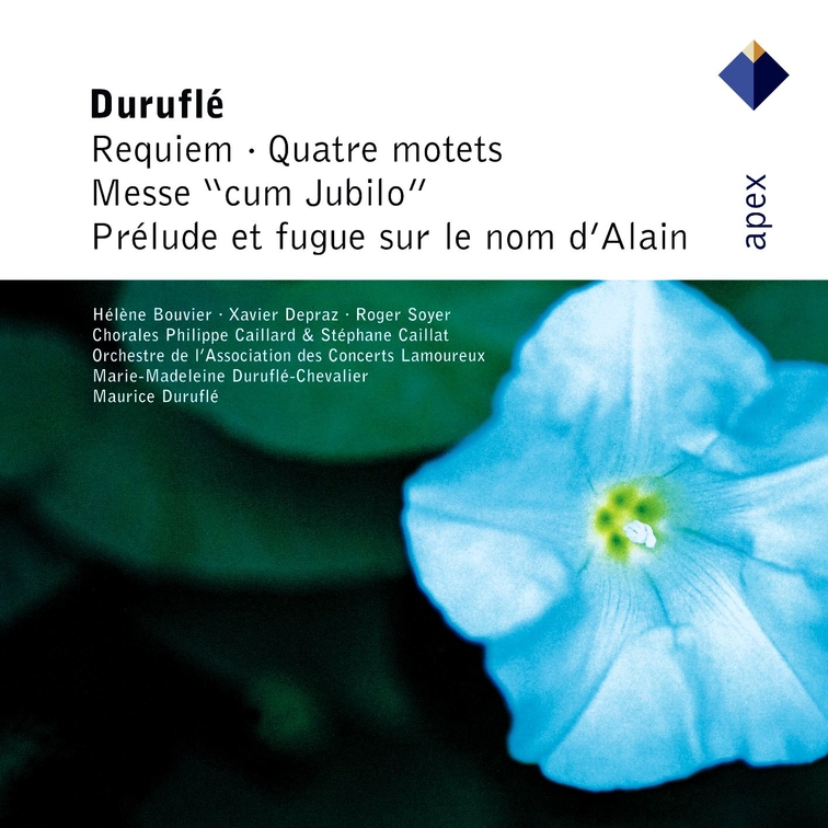 Duruflé : Sacred Vocal Works