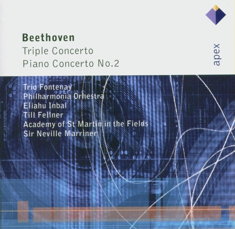 Triple Concerto, Piano Concerto No. 2