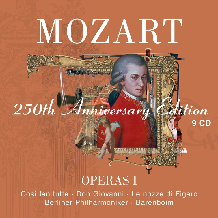 250th Anniversary Edition - Operas I