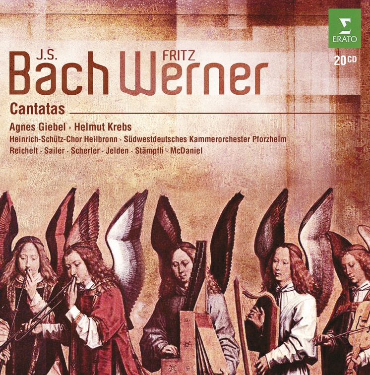 Bach: Cantatas Remastered
