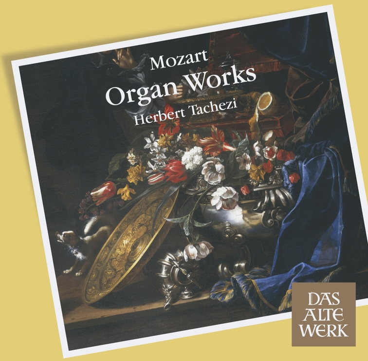 Mozart: Organ Works