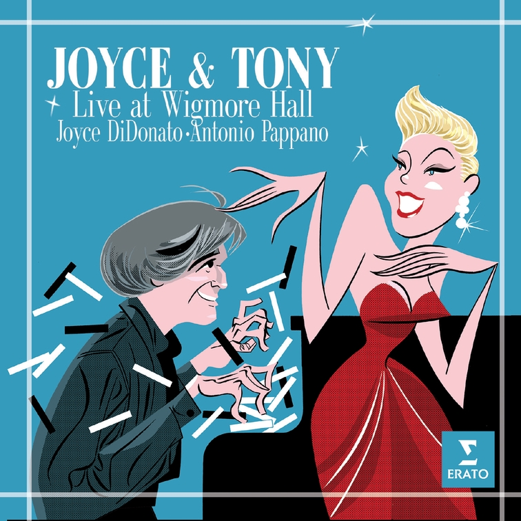 Joyce and Tony