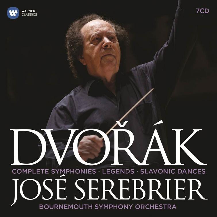 Dvorák: Symphonies Nos 1 - 9   Warnerclassics
