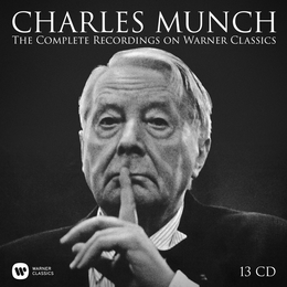 Charles Munch - The Complete Warner Recordings