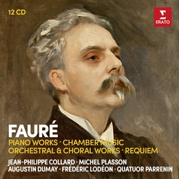 FAURÉ: Piano Works, Chamber Music, Orchestral & Choral Works, Requiem