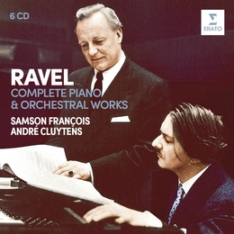 RAVEL: Complete Piano & Orchestral Works