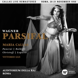Wagner: Parsifal (Roma, 20-21/11/1950)