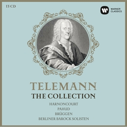 Telemann - The Collection
