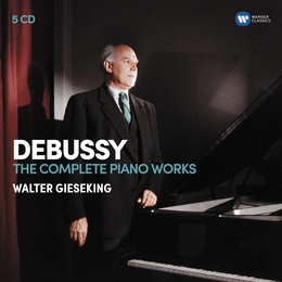 Debussy: The Complete Piano Works