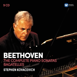 Beethoven: The 32 Piano Sonatas, Bagatelles