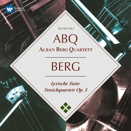Berg: Lyric Suite, String Quartet