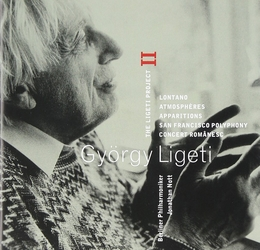 Ligeti : Project Vol.2 - Lontano, Atmosphères, Apparitions, San Francisco Polyphony & Concert Românesc