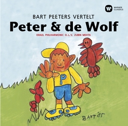 "Bart Peeters Vertelt ""Peter & The Wolf/Le Carnaval Des Animaux"""