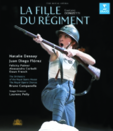 Donizetti: La Fille du régiment
