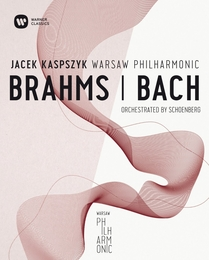 Brahms & Bach Orchestrated by Schonberg