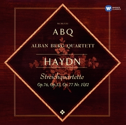 Haydn String Quartets Op.77 33: Alban Berg Quartett
