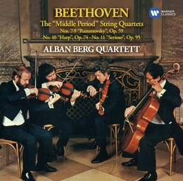 Beethoven: String Quartets Nos. 7-11