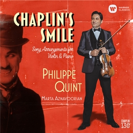 Chaplin's Smile - Song Arrangements for Violin and Piano