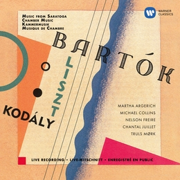 Kodály: Duo for Violin and Cello - Bartók: Contrasts - Liszt: Concerto pathétique