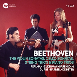 Beethoven: The Violin Sonatas, Cello Sonatas, String Trios & Piano Trios