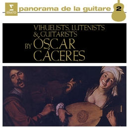 Vihuelists, Lutenists & Guitarists