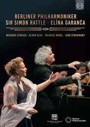 Elīna Garanča & Sir Simon Rattle in Baden-Baden 2018