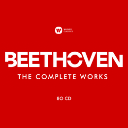 Beethoven: The Complete Works (80CD)