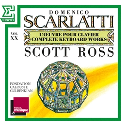 Scarlatti: The Complete Keyboard Works, Vol. 20: Sonatas, Kk. 393 - 412