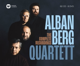 Alban Berg Quartett: The Complete Recordings