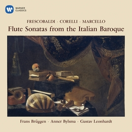 Flute Sonatas from the Italian Baroque