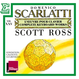 Scarlatti: The Complete Keyboard Works, Vol. 25