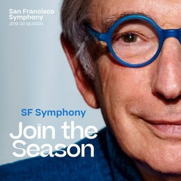 SF Symphony - Join the Season