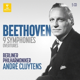 Beethoven: The 9 Symphonies, Overtures