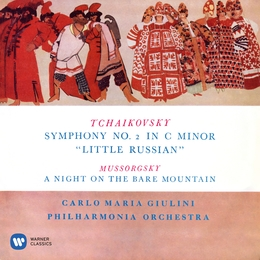 "Tchaikovsky: Symphony No. 2 ""Little Russian"" – Mussorgsky: A Night on Bare Mountain"