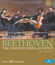 Beethoven - The Complete String Quartets - Plus Documentary