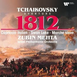 Tchaikovsky: 1812 Overture, Capriccio Italien & Excerpts from Swan Lake