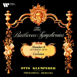 Beethoven: Symphony No. 8 & Coriolan Overture