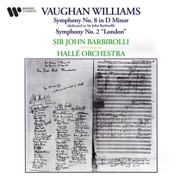 "Vaughan Williams: Symphony Nos. 2 ""A London Symphony"" & 8"