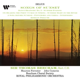 Delius: Songs of Sunset, Dance Rhapsody No. 2, Summer Evening & Irmelin Prelude