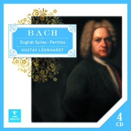 Bach: English Suites - Partitas