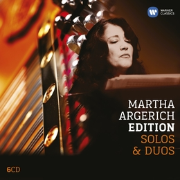 Martha Argerich - Solo & Duo piano