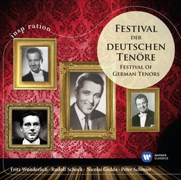 Festival of German Tenors