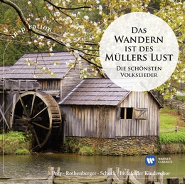 Best-Loved German Folksongs