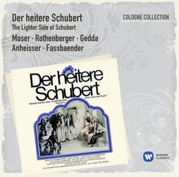 The Lighter Side of Schubert